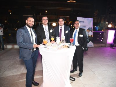 Egypt - Solar Energy Trade Mission Cocktail Reception